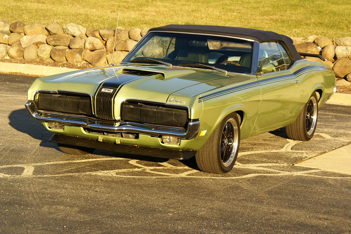 For Sale 1970 Mercury Cougar XR7