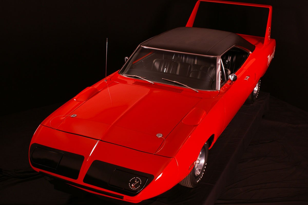 For Sale 1970 Plymouth Road Runner Superbird-8