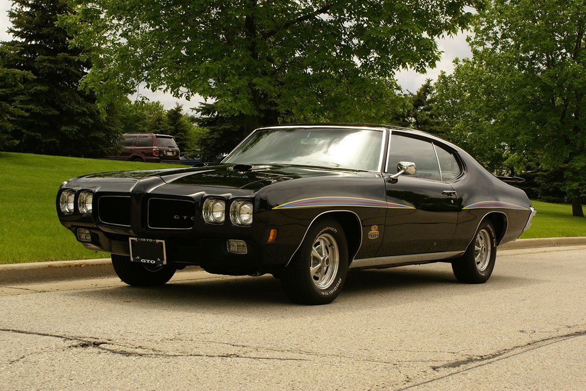 For Sale 1970 Pontiac GTO Judge