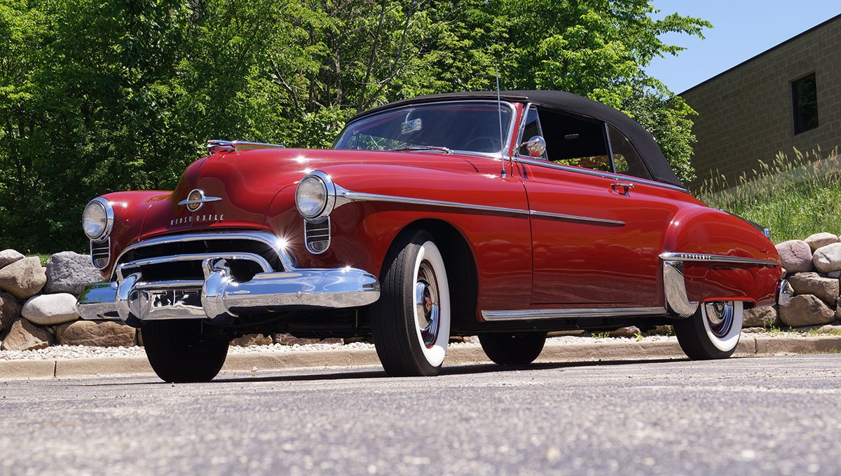 For Sale 1950 Oldsmobile Super 88