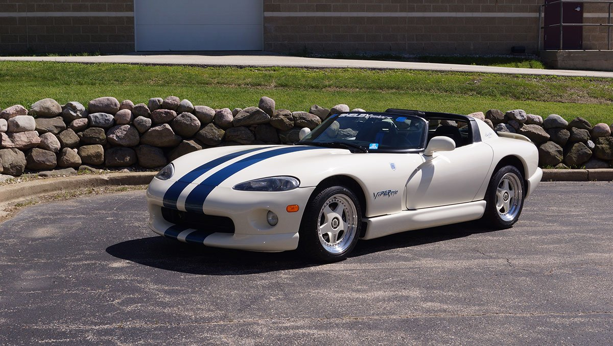 For Sale 1996 Dodge Viper Carroll Shelby