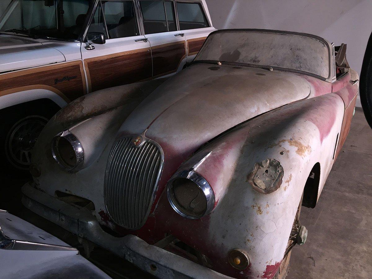 For Sale 1960 Jaguar XK 150 DHC