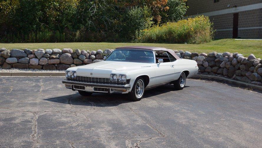 For Sale 1974 Buick LeSabre
