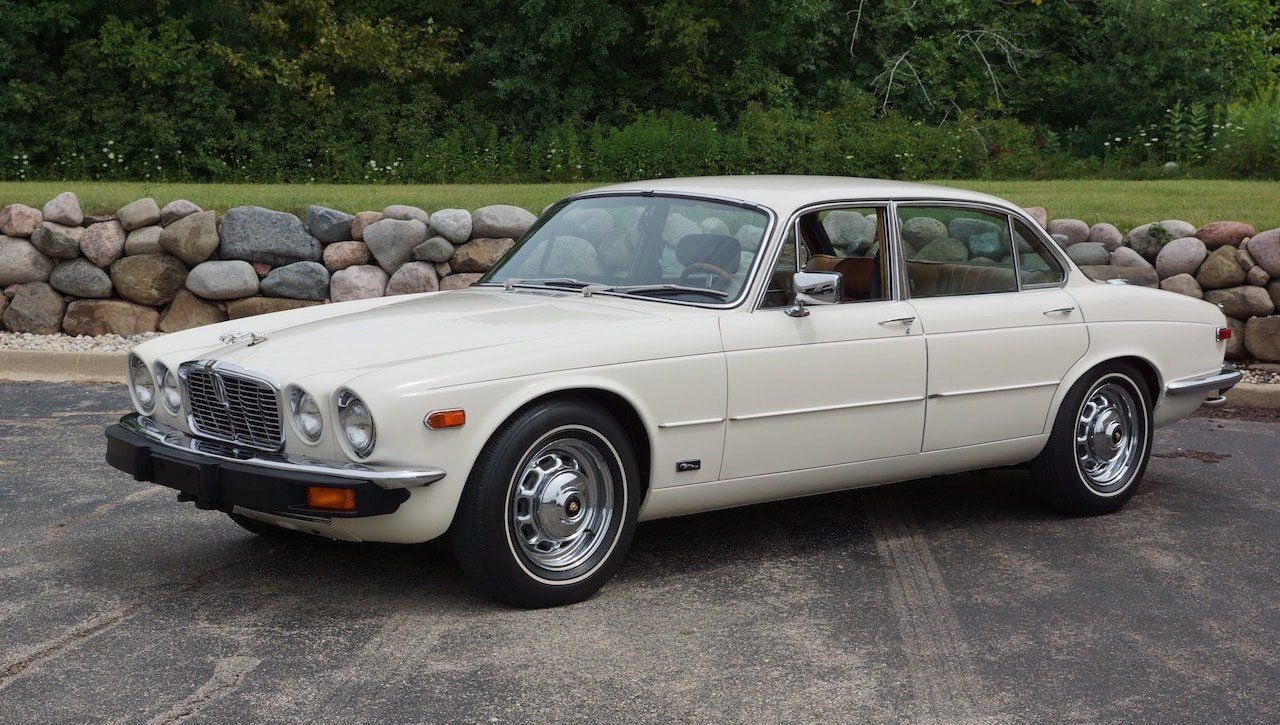 For Sale 1979 Jaguar XJ 12L