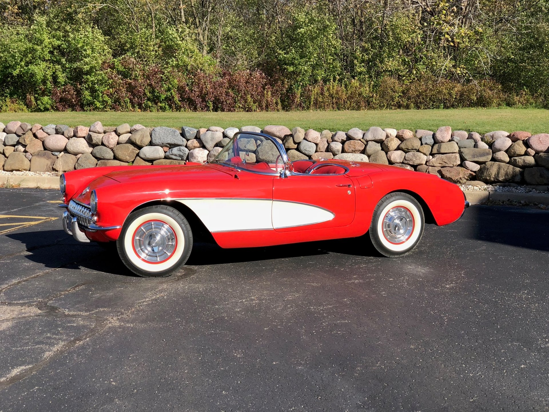 For Sale 1956 Chevrolet Corvette