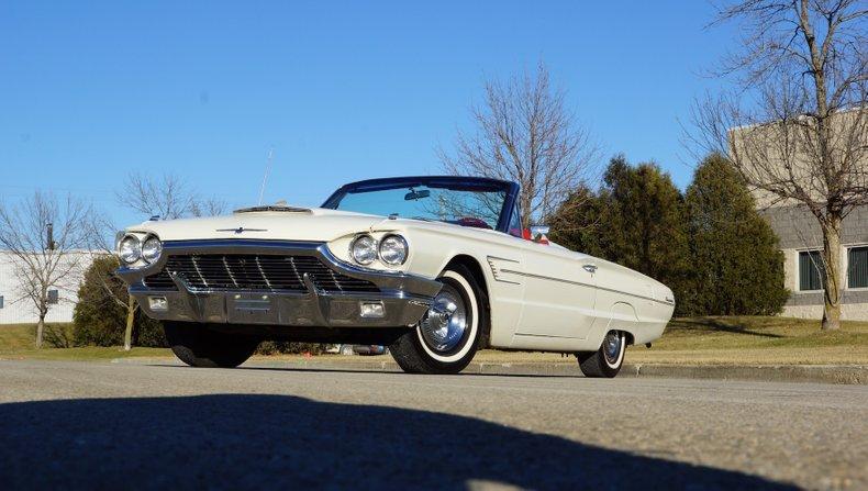1965 Ford Thunderbird For Sale