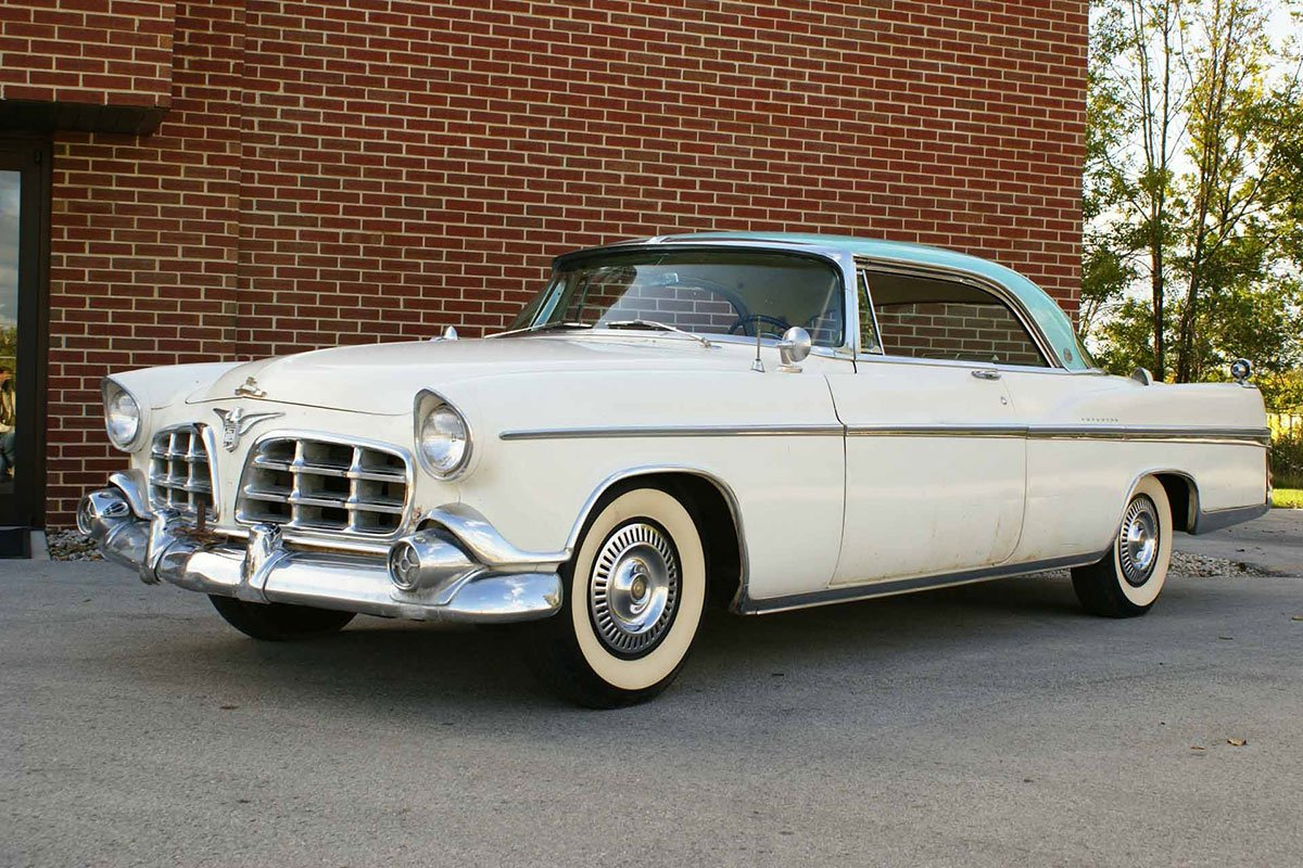 For Sale 1956 Chrysler Imperial