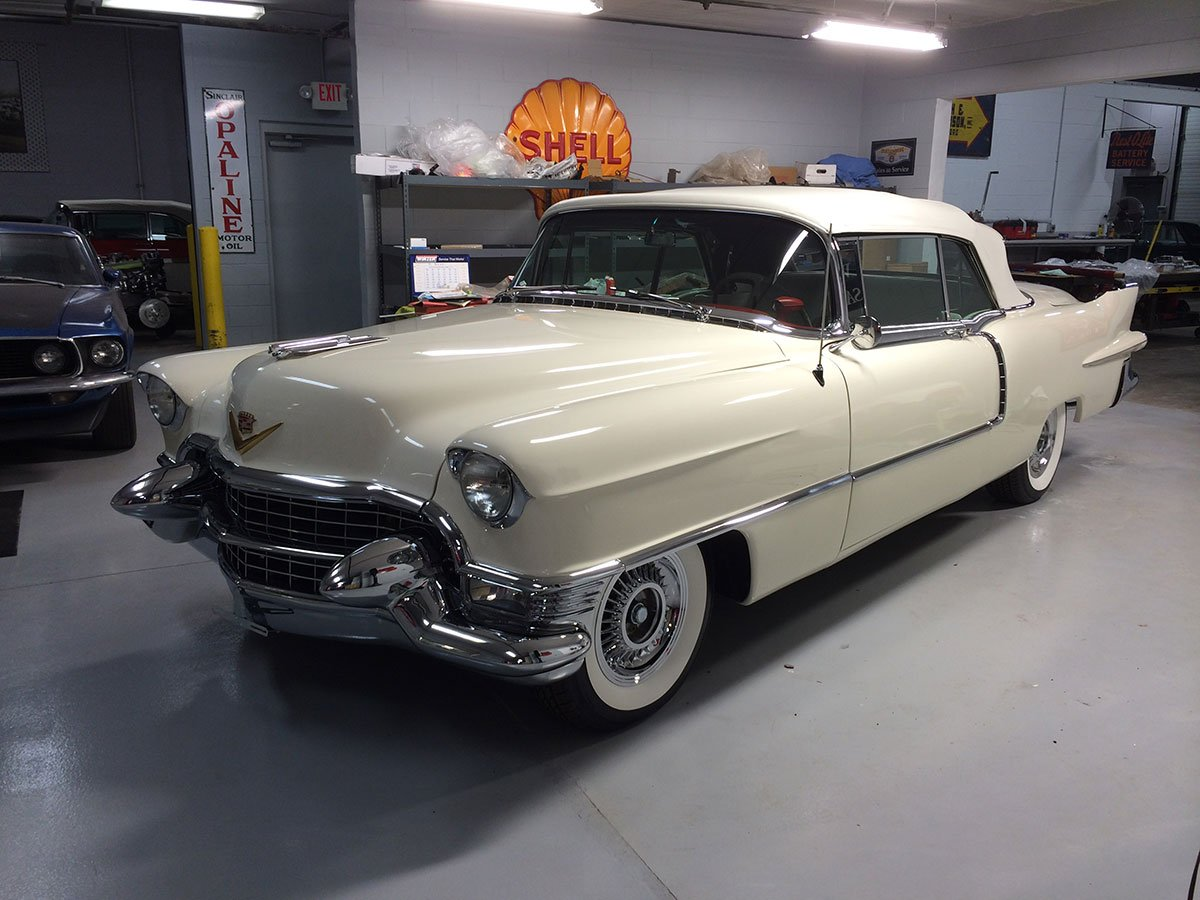 For Sale 1955 Cadillac