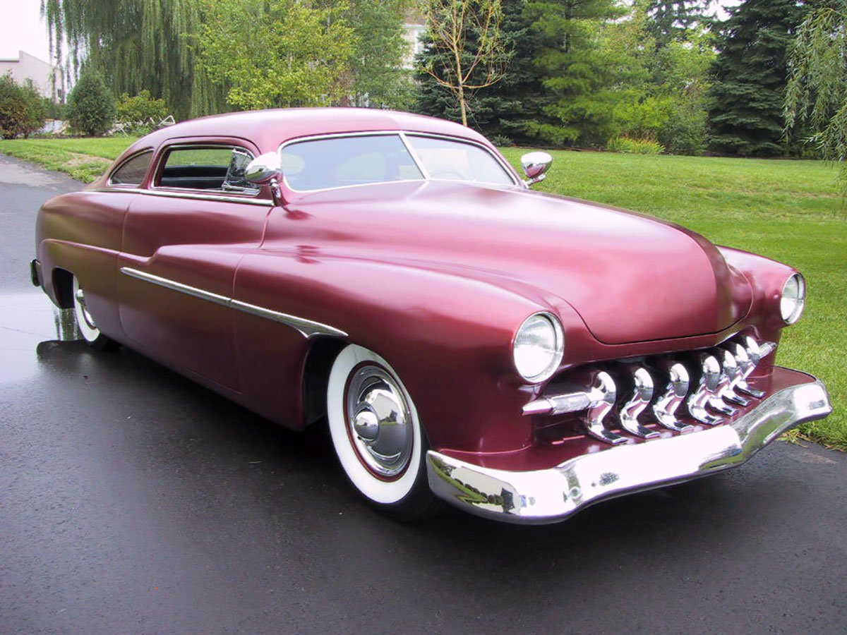For Sale 1951 Mercury