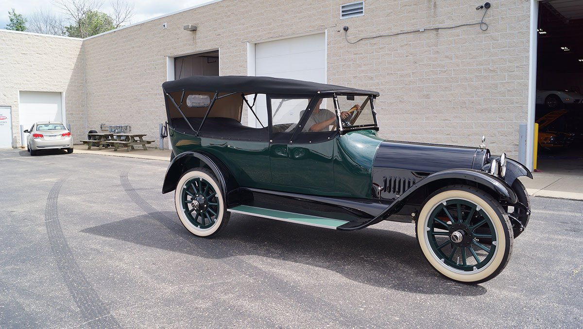 For Sale 1915 Buick Twin 6