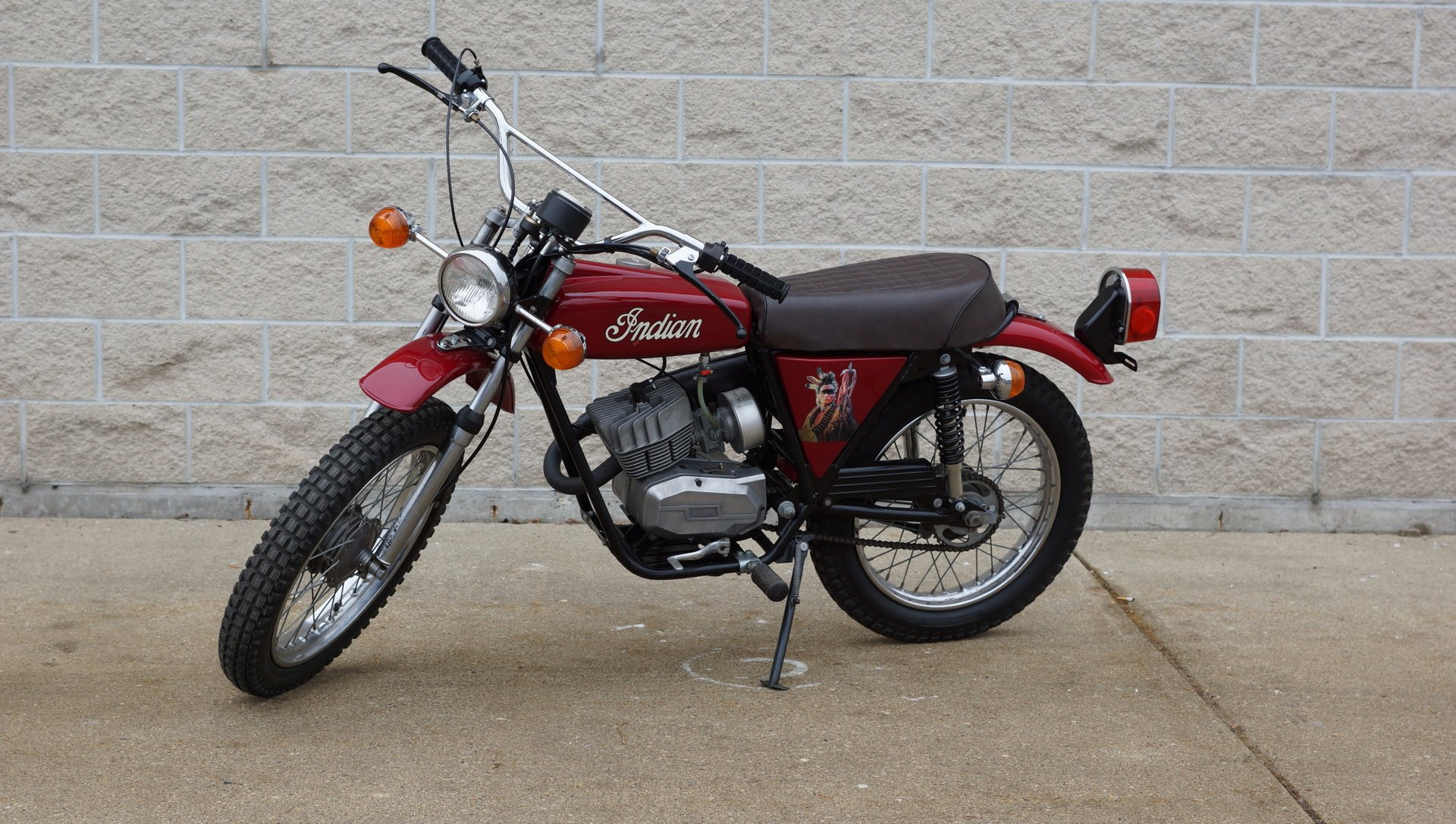 For Sale 1974 Indian ME 76 Enduro