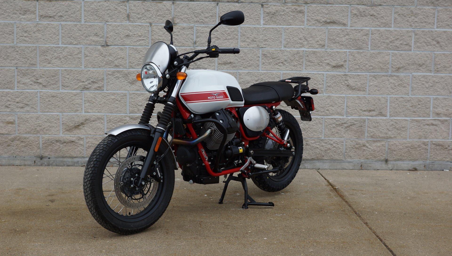 For Sale 2016 Moto Guzzi V7 II Stornello