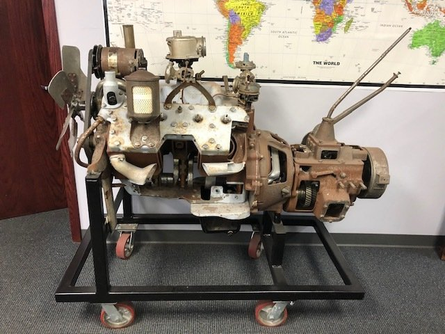 For Sale FORD CUTAWAY ENGINE / TRANS