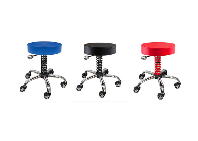 For Sale Rolling Garage Stool