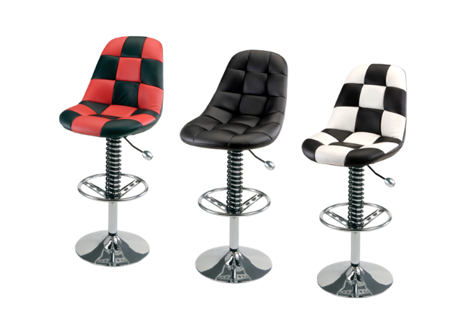 For Sale Pit Crew Bar Chair