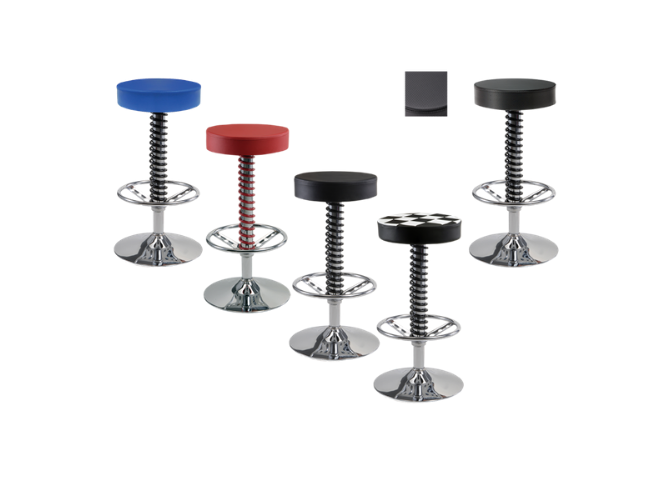 For Sale Pit Crew Bar Stool