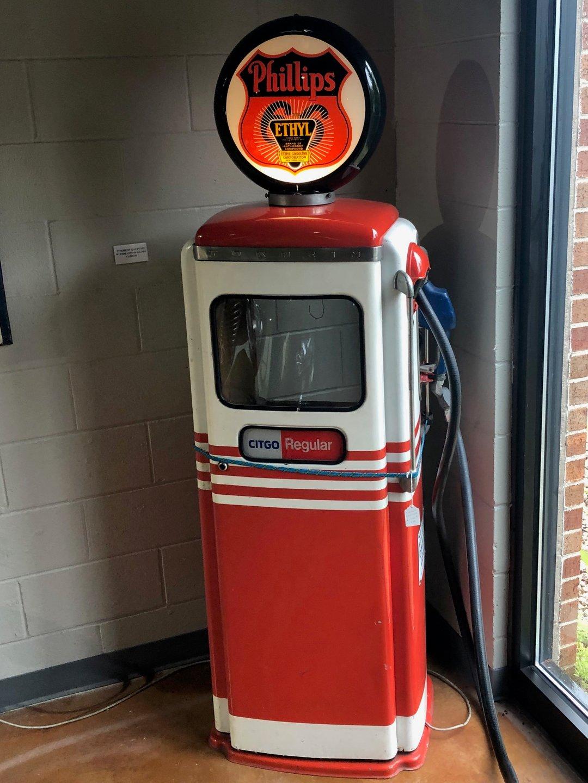 For Sale Tokheim Gas Pump