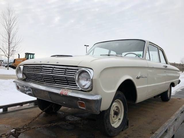 For Sale 1963 Ford Falcon Texas Project