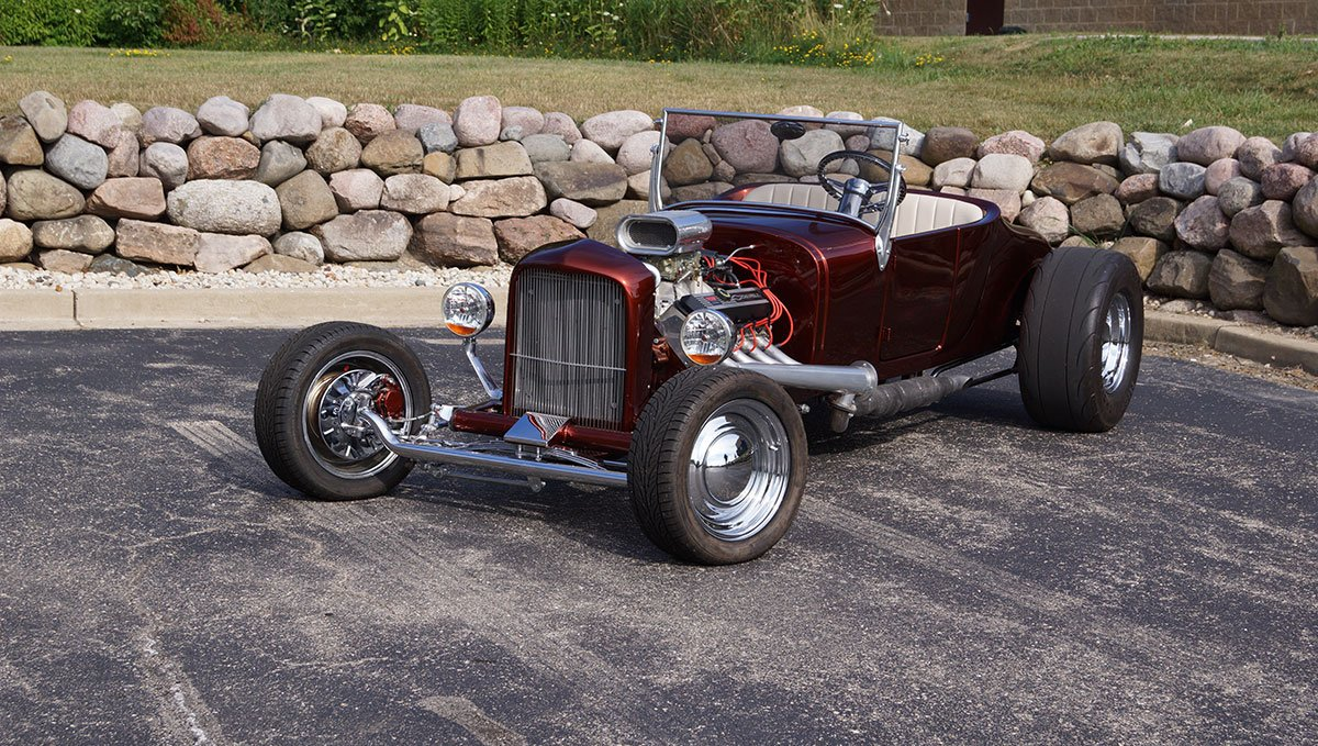 For Sale 1927 Ford T Bucket