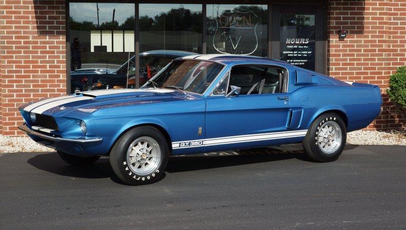 1967 Shelby Gt350 Specs