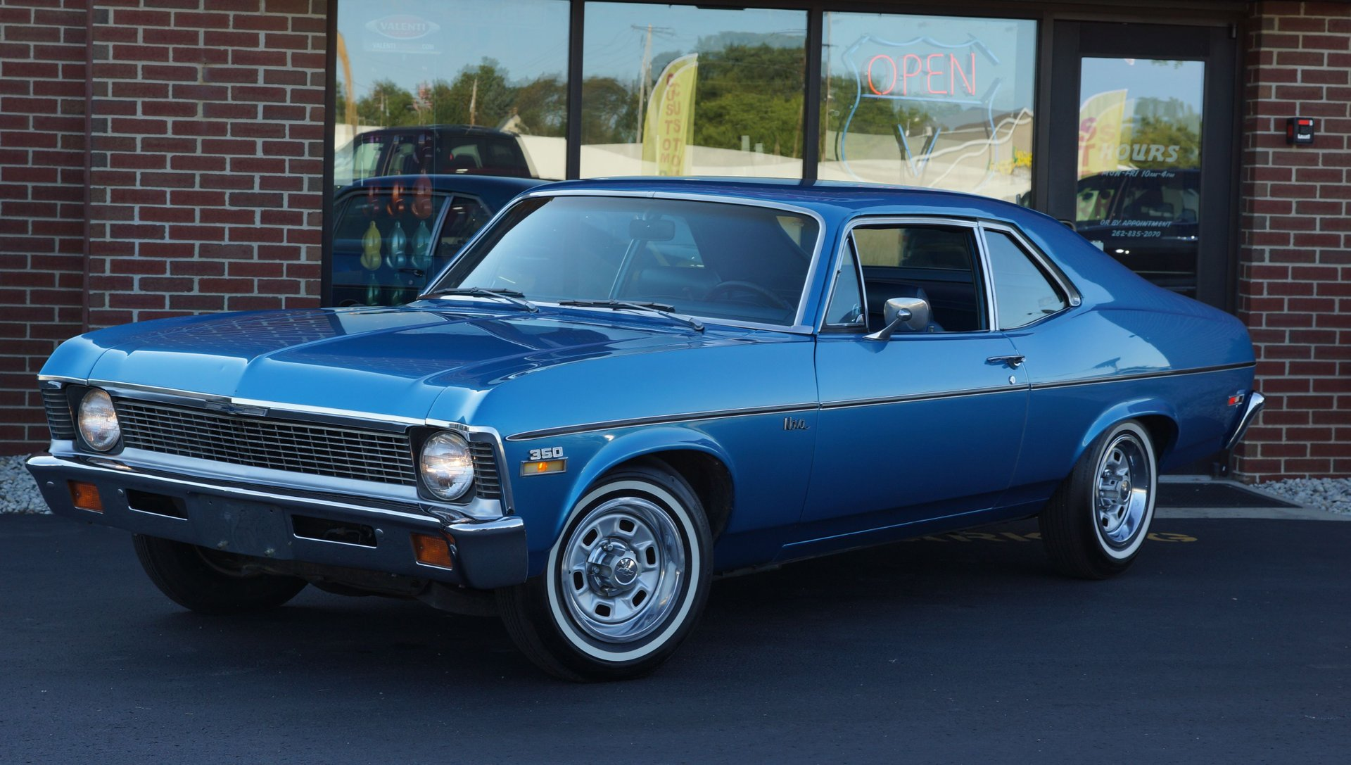 For Sale 1972 Chevrolet Nova