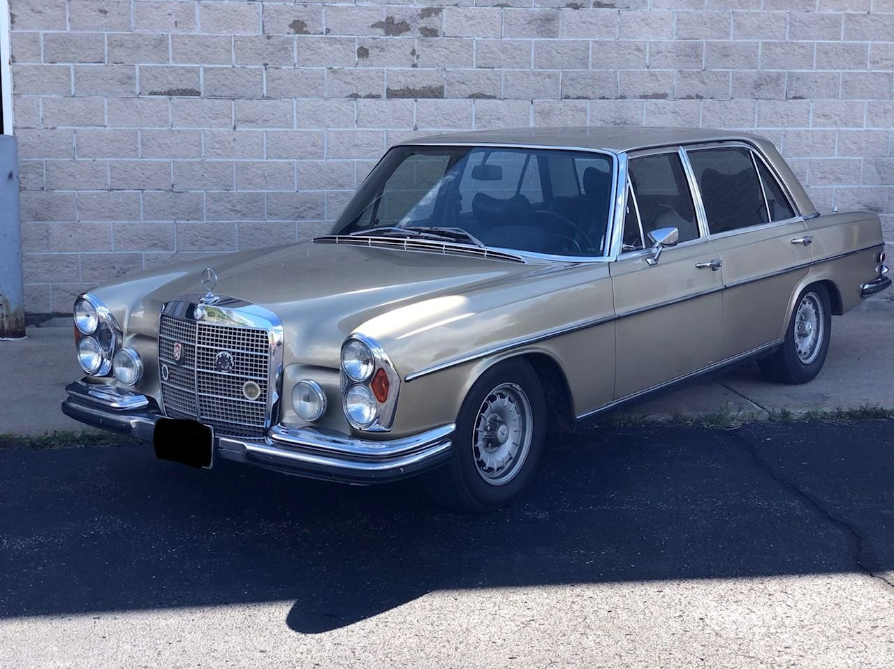 For Sale 1970 Mercedes-Benz 300SEL 6.3