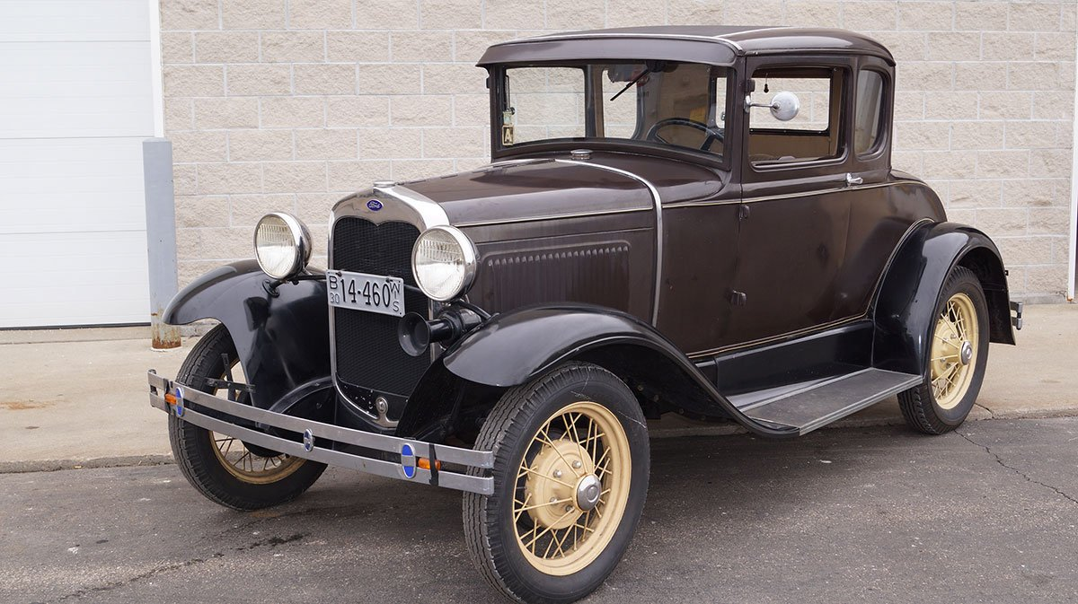 For Sale 1930 Ford Model A Rumble Seat Coupe