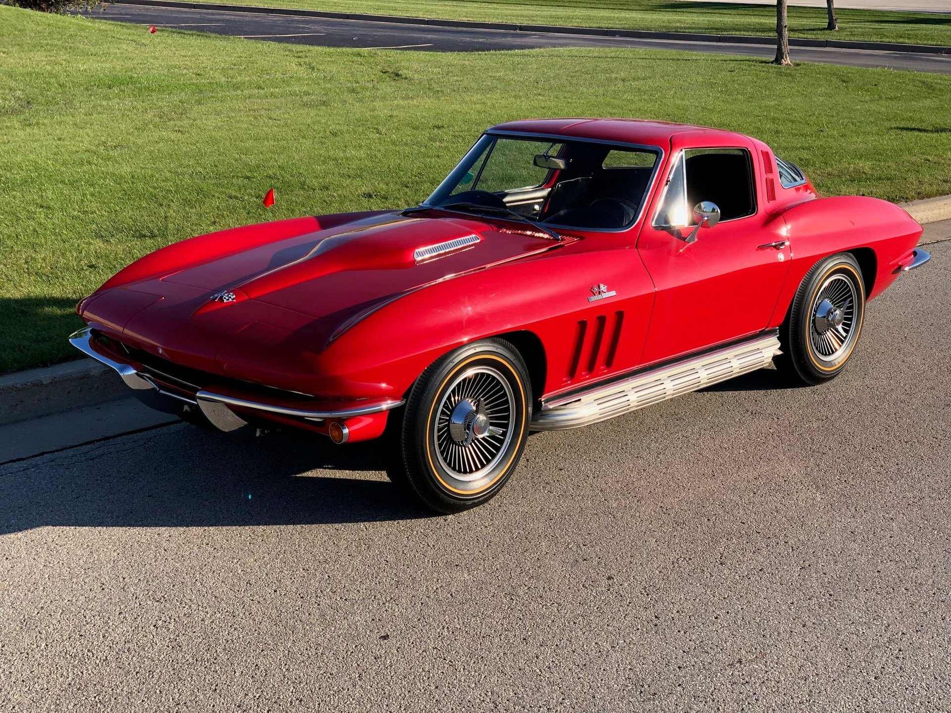 For Sale 1965 Chevrolet Corvette L78 396/425