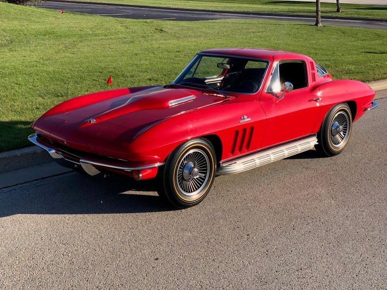 1965 Chevrolet Corvette L78 396/425 For Sale