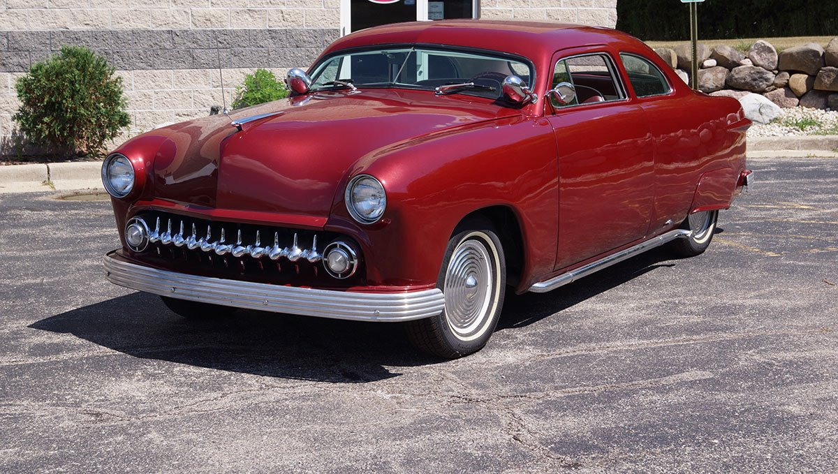 For Sale 1950 Ford