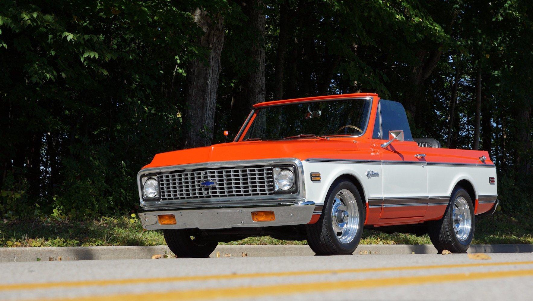 For Sale 1971 Chevrolet Blazer