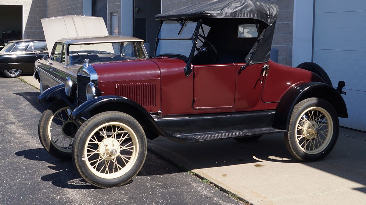 For Sale 1927 Ford Model T