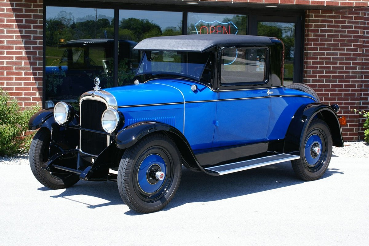 For Sale 1928 Nash 325