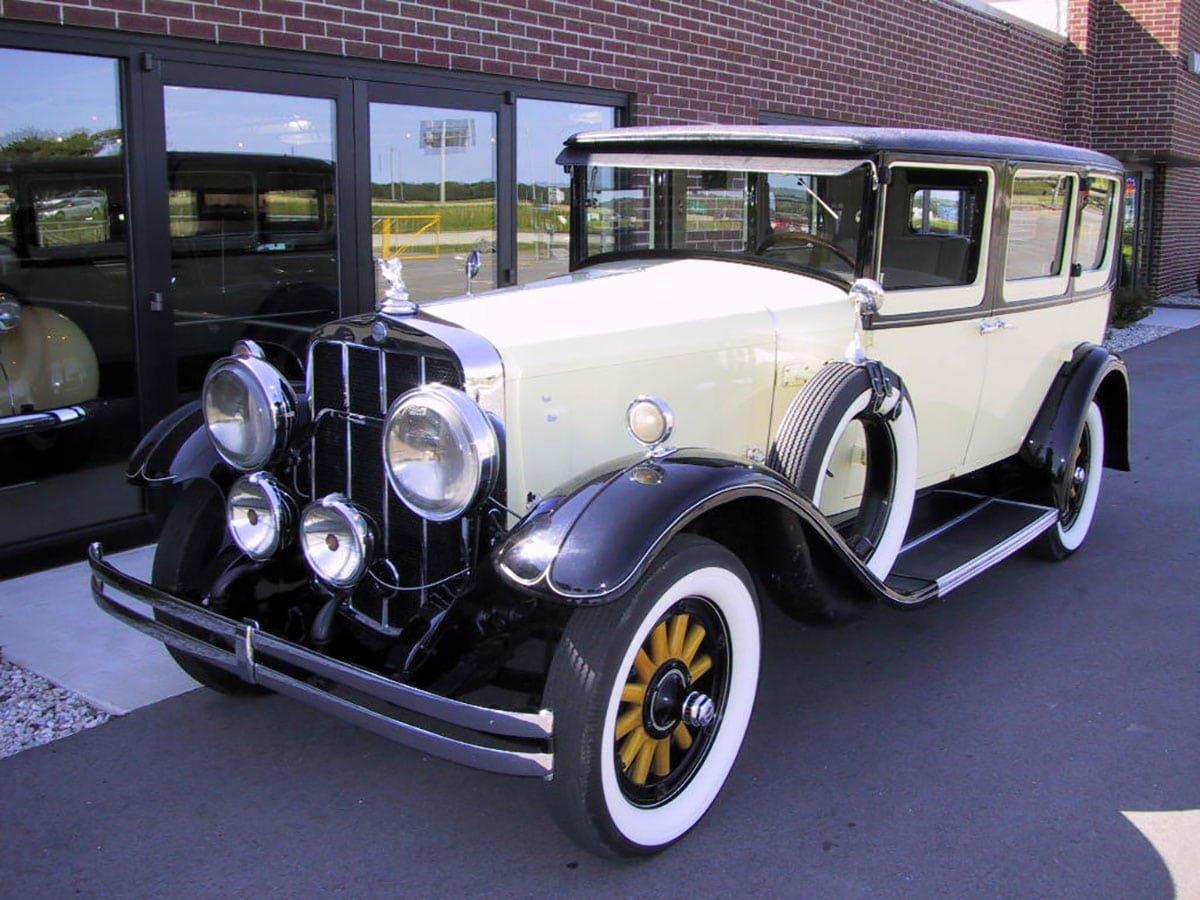 For Sale 1929 Franklin 135