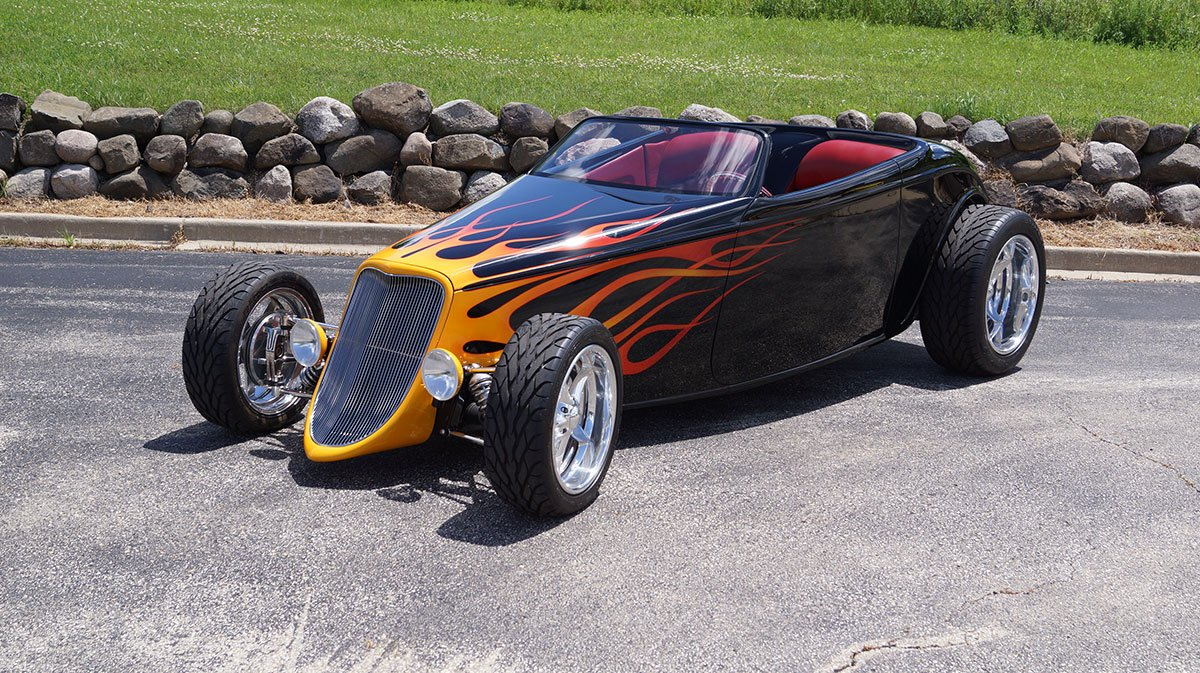 For Sale 1933 Ford Street Rod