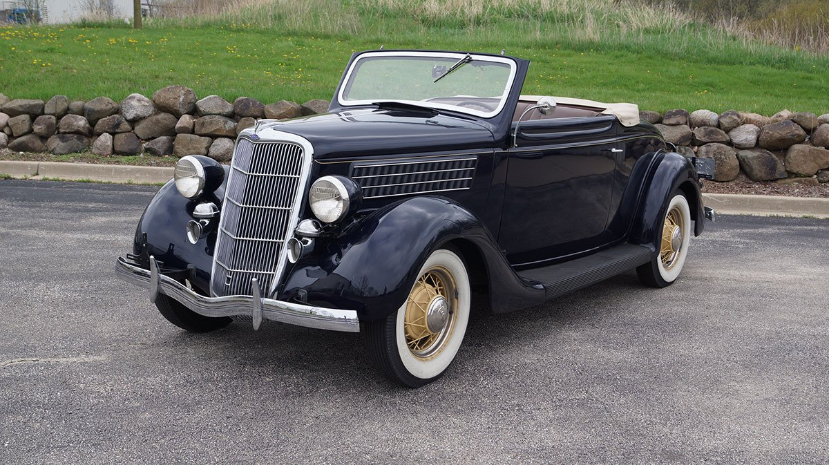 For Sale 1935 Ford Deluxe 48