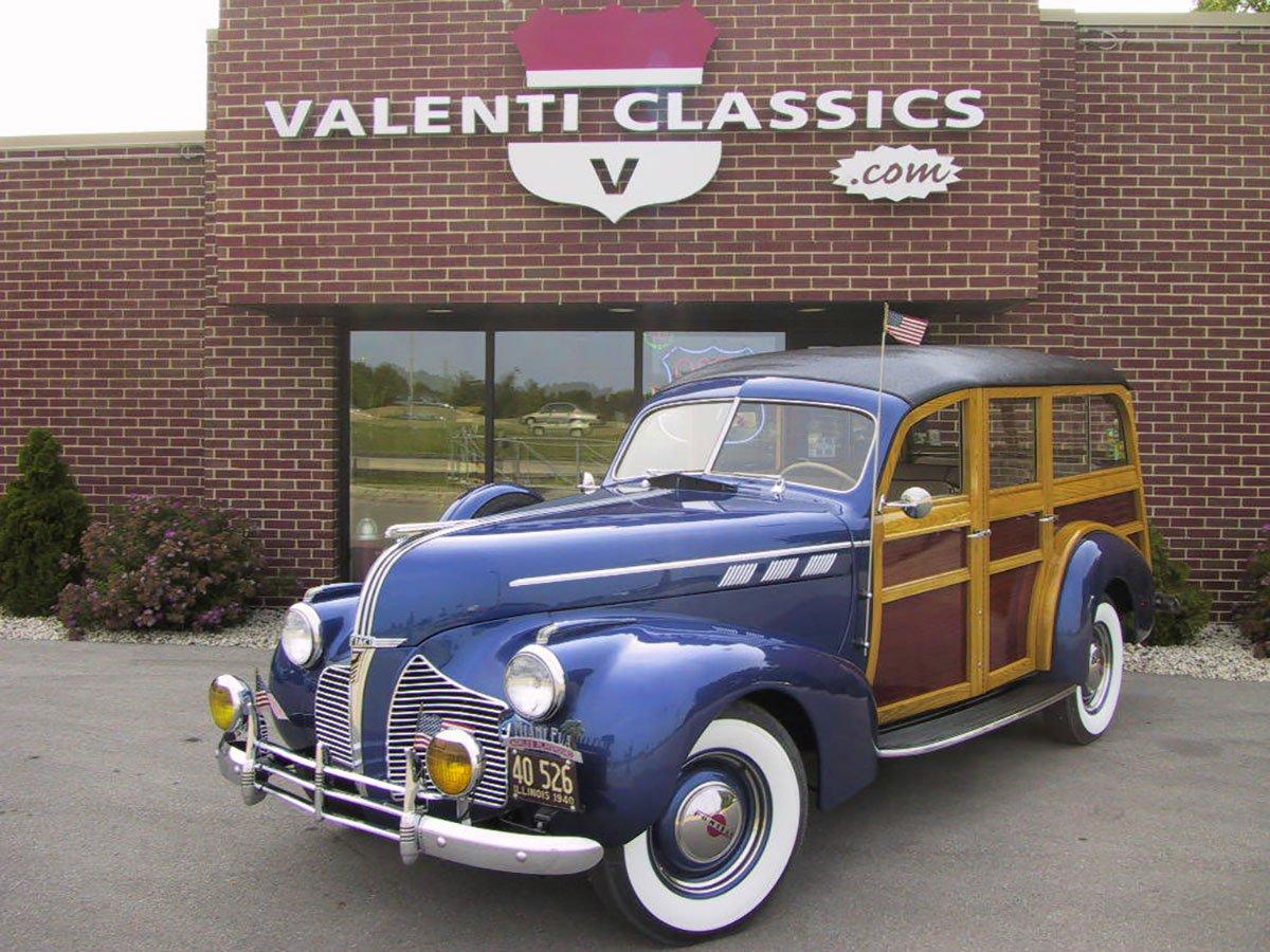 For Sale 1940 Pontiac Special