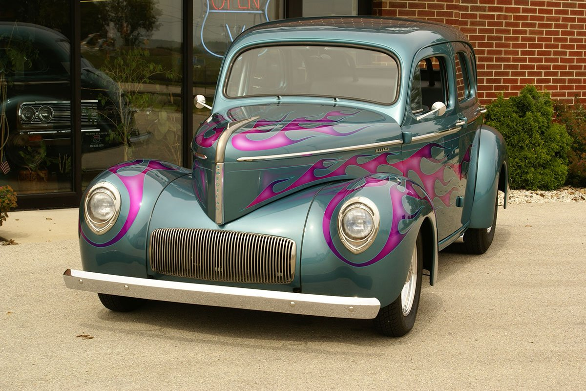 For Sale 1941 Willys Americar