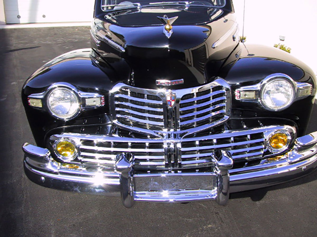 For Sale 1947 Lincoln Series 76H