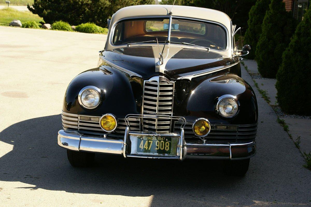 For Sale 1947 Packard Custom Super Clipper