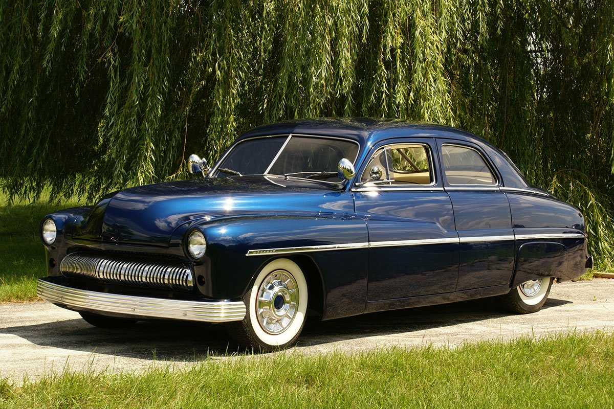 For Sale 1949 Mercury Custom