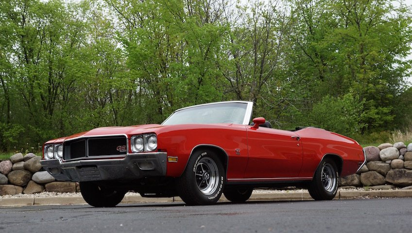 For Sale 1970 Buick GS