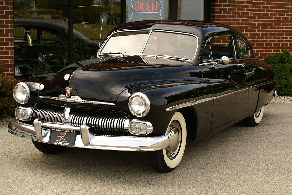 For Sale 1950 Mercury Deluxe