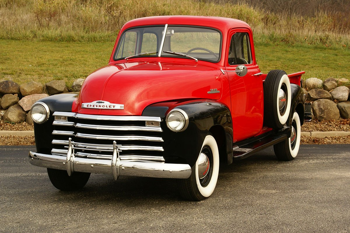 For Sale 1953 Chevrolet 3600 Series
