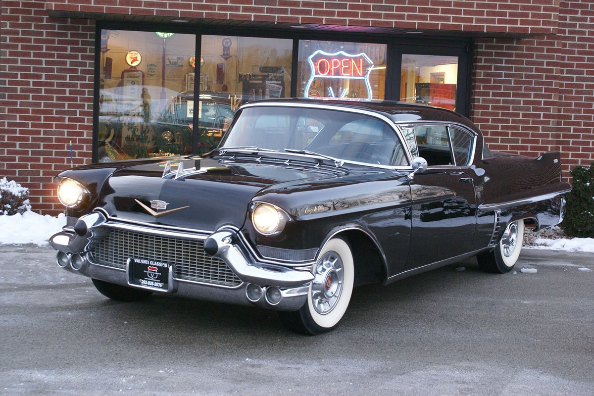 For Sale 1957 Cadillac Deluxe Coupe DeVille