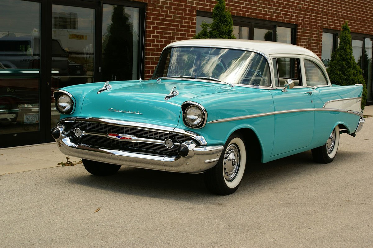 For Sale 1957 Chevrolet Two Ten