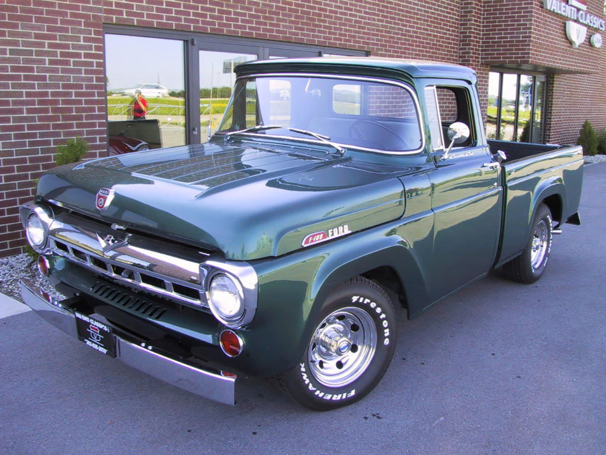 For Sale 1957 Ford F-100
