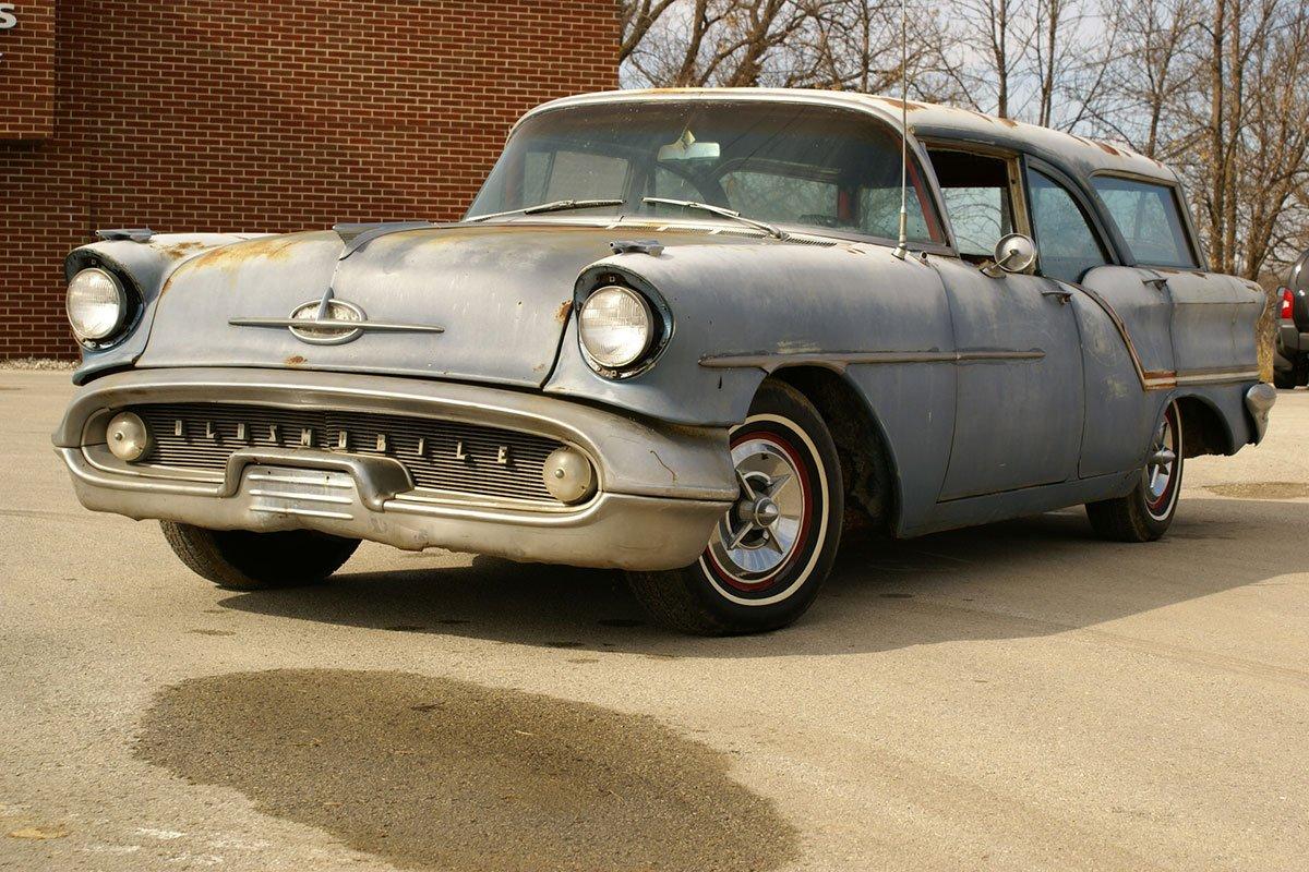 For Sale 1957 Oldsmobile Fiesta