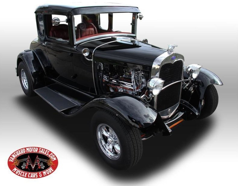 1930 ford model a coupe street rod