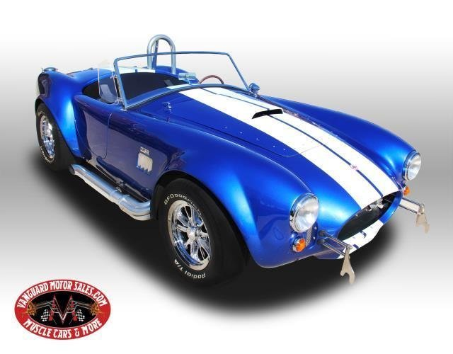 1965 ford cobra 427 side oiler